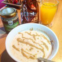 Erdmandel Porridge