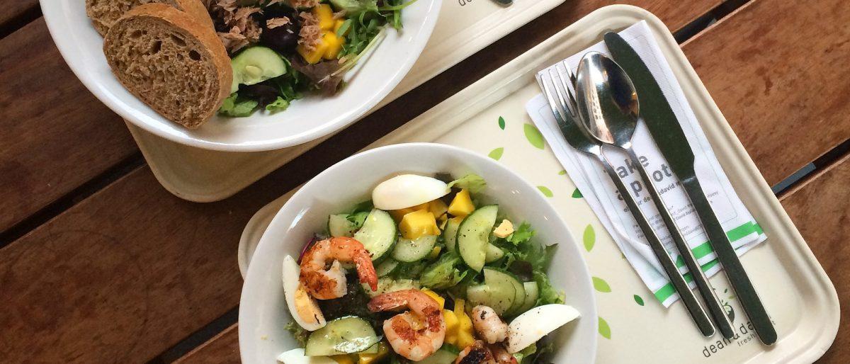 Permalink auf:Healthy Dinner