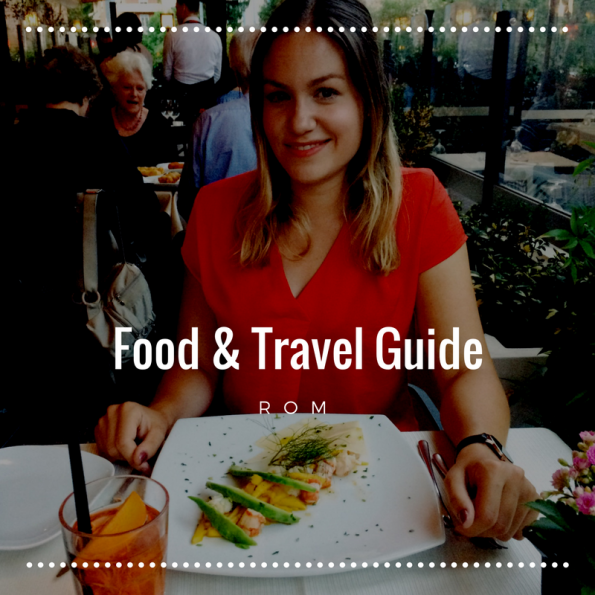 Food and Travel Guide Rom