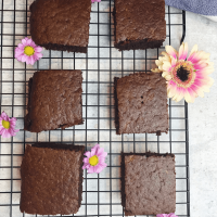 Brownies ohne Mehl