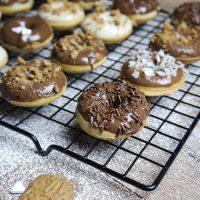 Mini Dinkel Donuts