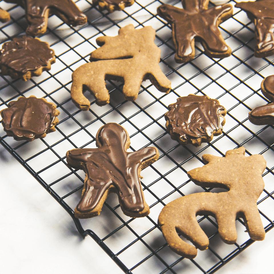 Schoko Plätzchen Glutenfrei Schnelles Und Einfaches Weihnachts Rezept