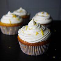 Dinkel Zitronen Muffins